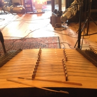 Persian Hammered Dulcimer. Great instrument for atmospheric sounds as well as a new flavor arrangements. thumbnail